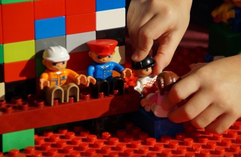Lego : un jeu manuel et intellectuel